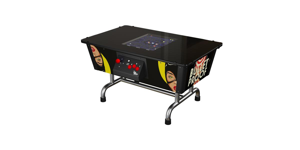 Neo Legend Table 80's Bullet Proof