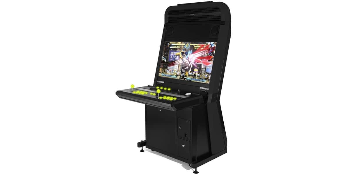 borne arcade 8000 jeux