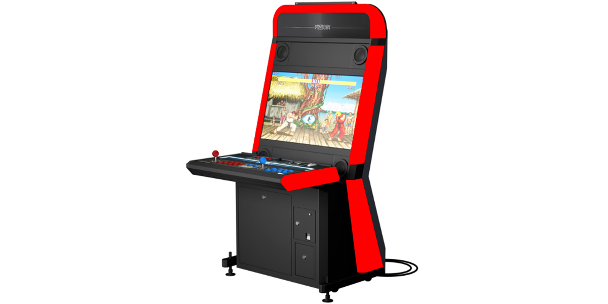 Neo Legend Vizion Standard Rouge Arkador