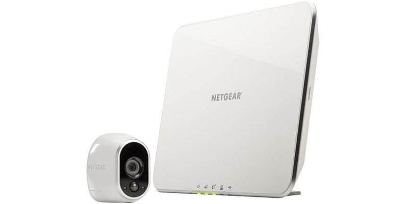 Netgear Arlo VMS3130 (Base + 1 caméra)