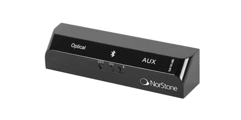 Norstone BT Connector Hifi APTX Noir
