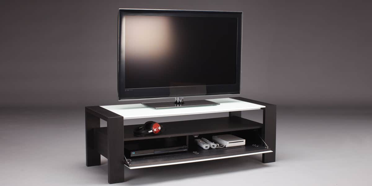 norstone kubben meubles tv norstone sur easylounge. Black Bedroom Furniture Sets. Home Design Ideas
