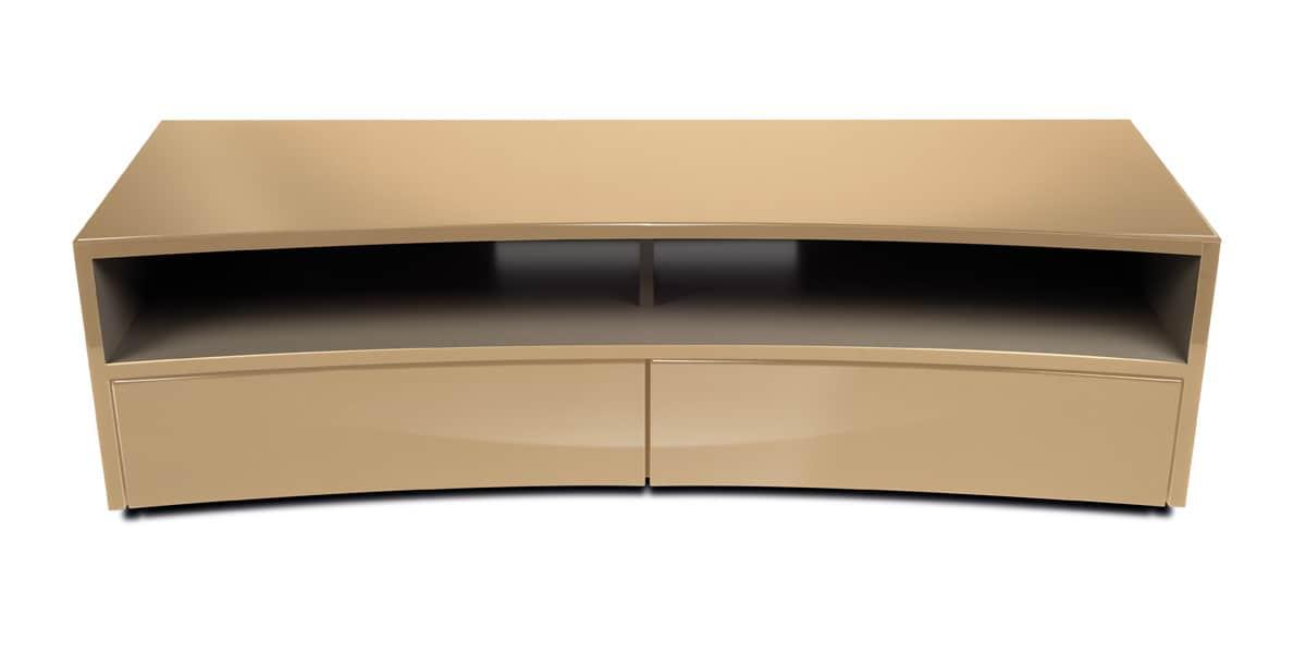 norstone valmy beige meubles tv norstone sur easylounge. Black Bedroom Furniture Sets. Home Design Ideas