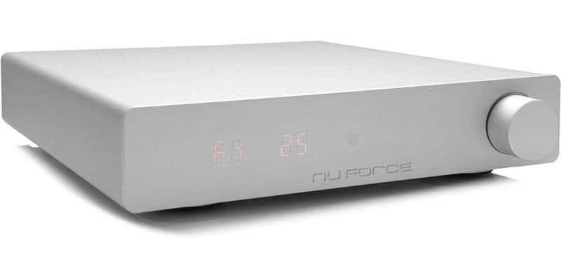 NuForce DDA-120 Silver
