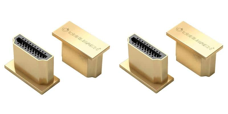 Oehlbach XXL HDMI (lot de 4)