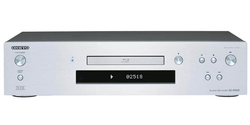 Onkyo BD-SP809 Argent