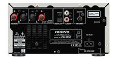 Onkyo CS-375D Noir