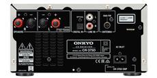 Onkyo CS-375D Silver et Noir