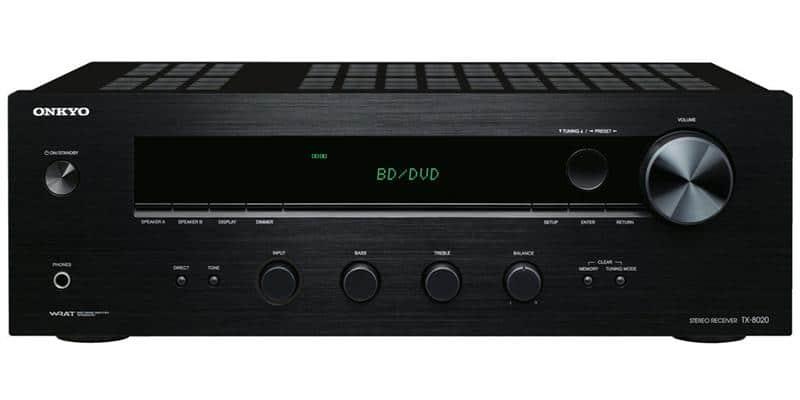 Onkyo TX-8020 Noir