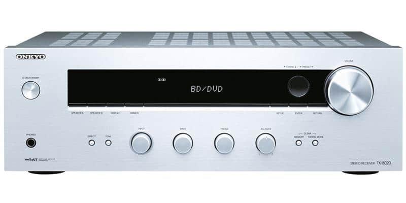 Onkyo TX-8020 Silver
