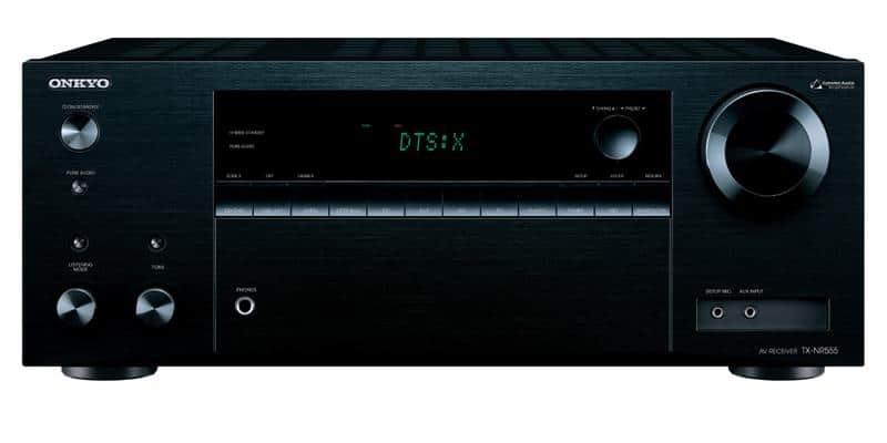 Onkyo TX-NR555 Noir