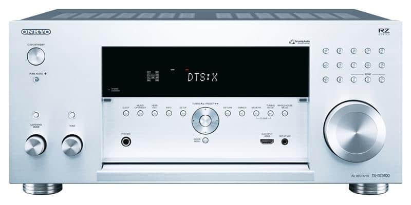 Onkyo TX-RZ3100 Silver