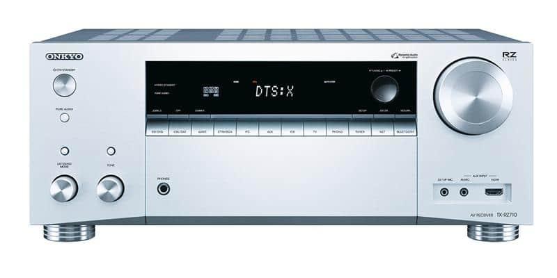 Onkyo TX-RZ710 Argent