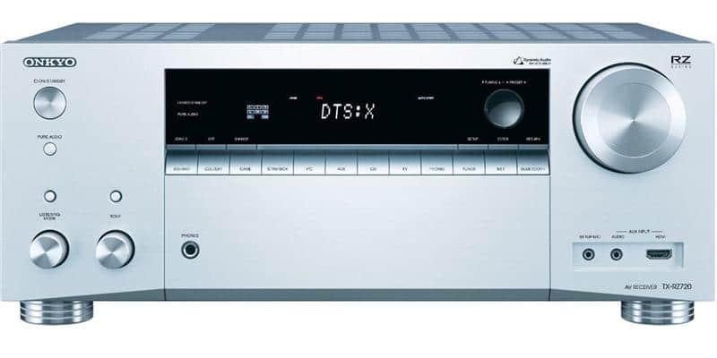 Onkyo TX-RZ720 Silver