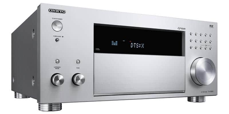 Onkyo TX-RZ810 Argent
