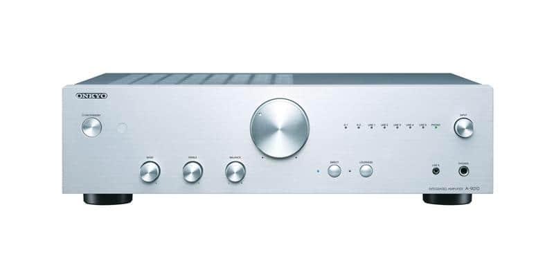 Onkyo A-9010 Silver