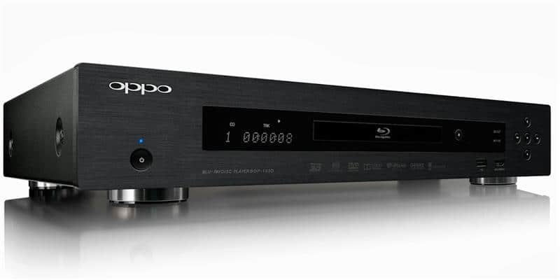 OPPO BDP-103 Darbee