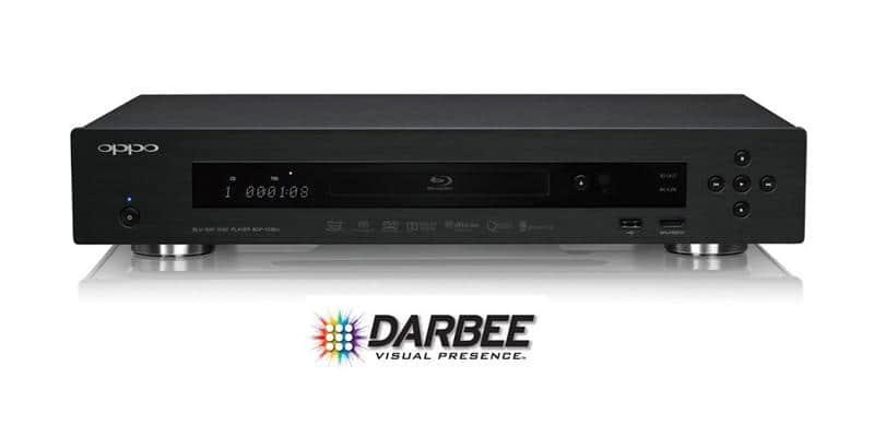 OPPO BDP-103 Darbee Multi-régions