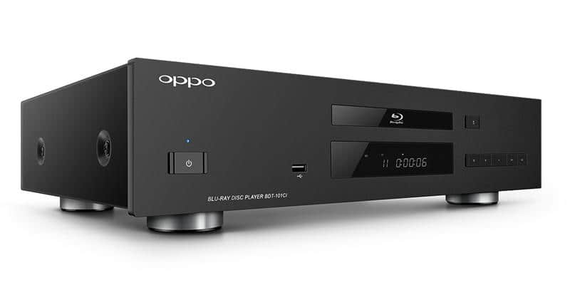 OPPO BDT-101 CI EU