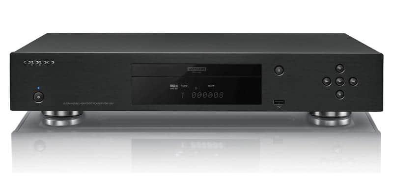 OPPO UDP-203 Noir