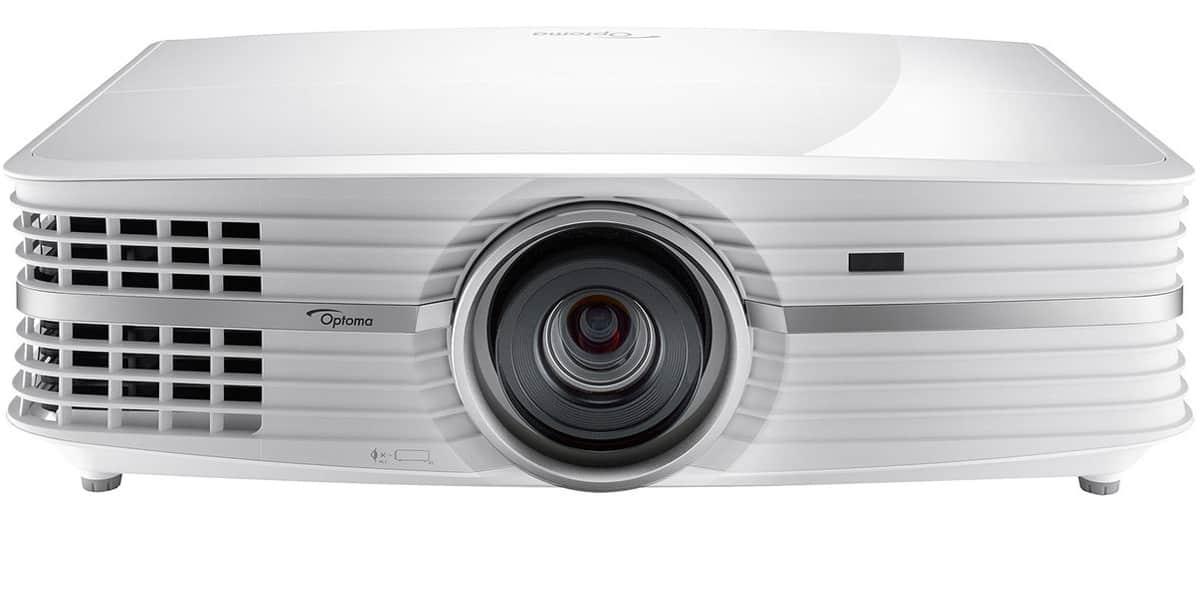 Optoma uhd60 blanc vid oprojecteurs home cin ma sur - Videoprojecteur home cinema pour un interieur ultra moderne ...