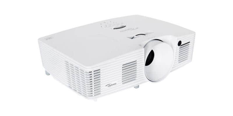 Optoma W350 blanc