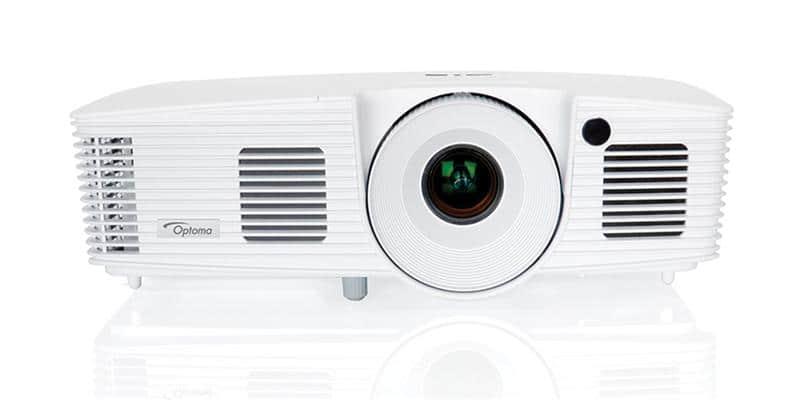 Optoma W351 blanc