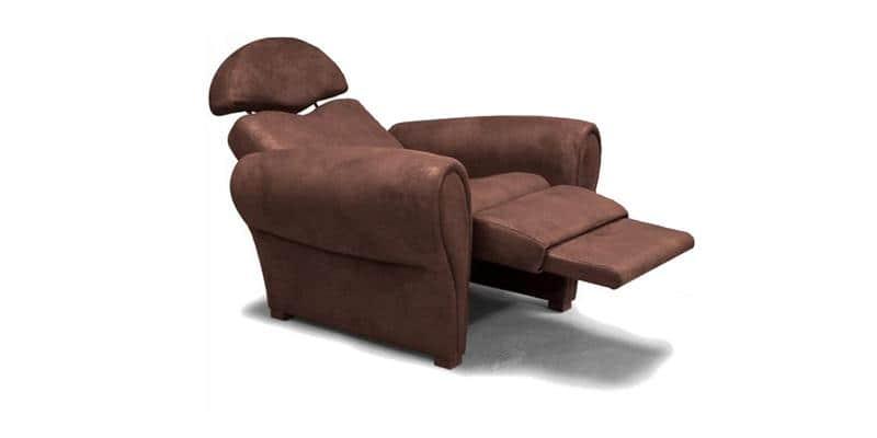 Oray cineclub fauteuils de cin ma sur easylounge for Fauteuil de cinema