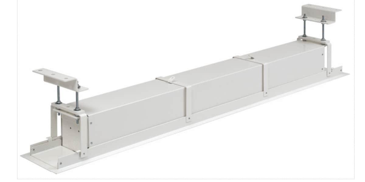 Oray orion faux plafond tensionn 130x232 easylounge - Ecran de projection encastrable plafond ...