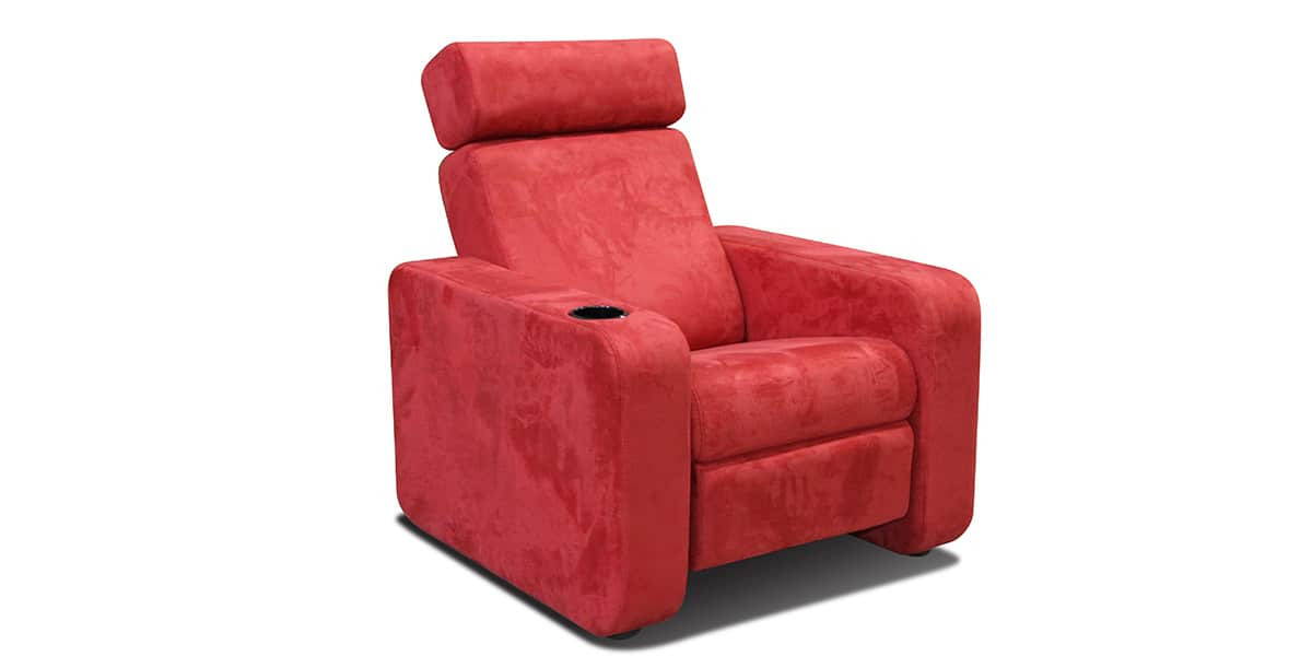 oray pop rouge fauteuils de cin ma sur easylounge. Black Bedroom Furniture Sets. Home Design Ideas