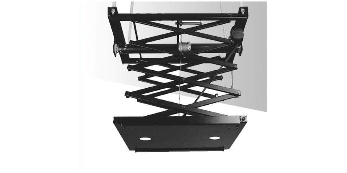 Oray svp0501 supports vid oprojecteurs sur easylounge - Support videoprojecteur plafond encastrable ...