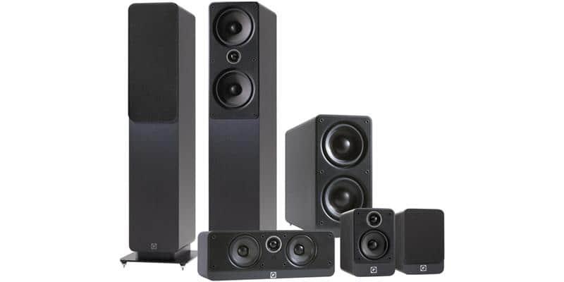 Q Acoustics Pack 2050i 5.1 Gris