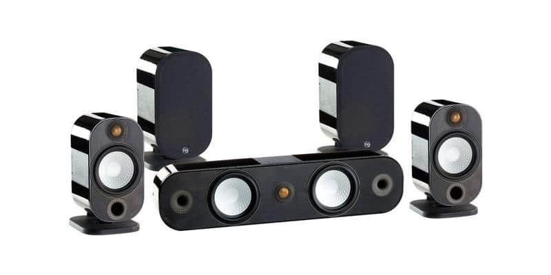 Monitor Audio Pack Apex System Noir