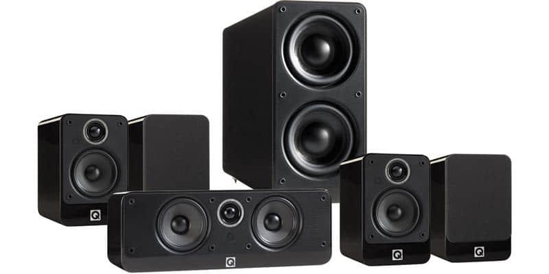 Q Acoustics Pack 2010i HC Noir