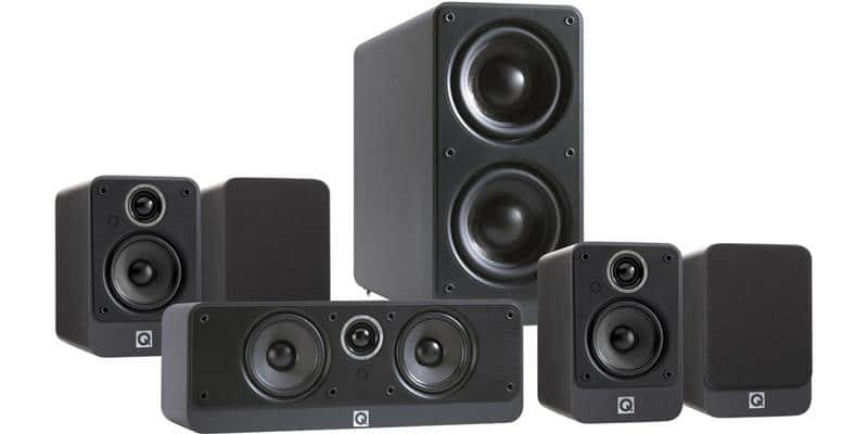 Q Acoustics Pack 2010i HC Gris