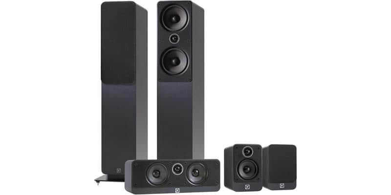 Q Acoustics Pack 2050i Gris