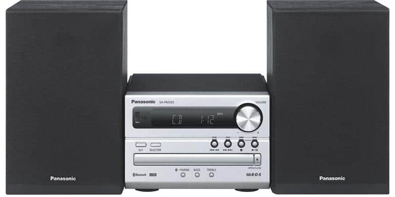 Panasonic SC-PM250EF-S Gris