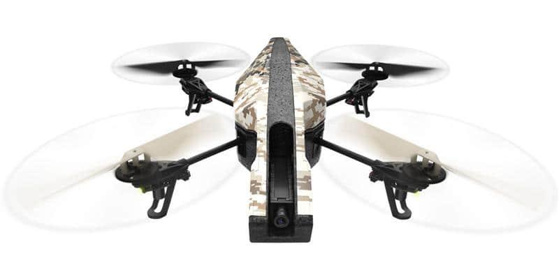 Parrot AR.Drone 2.0 Elite Sand