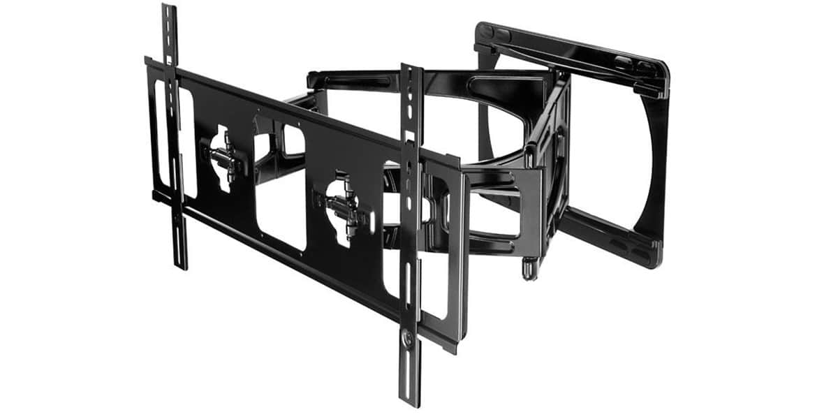 Peerless slws450 supports tv muraux sur easylounge - Support tv mural orientable ...