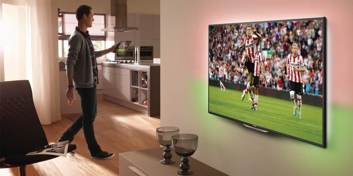 philips 46pfl8007k tv de 116 cm 127 cm sur easylounge. Black Bedroom Furniture Sets. Home Design Ideas