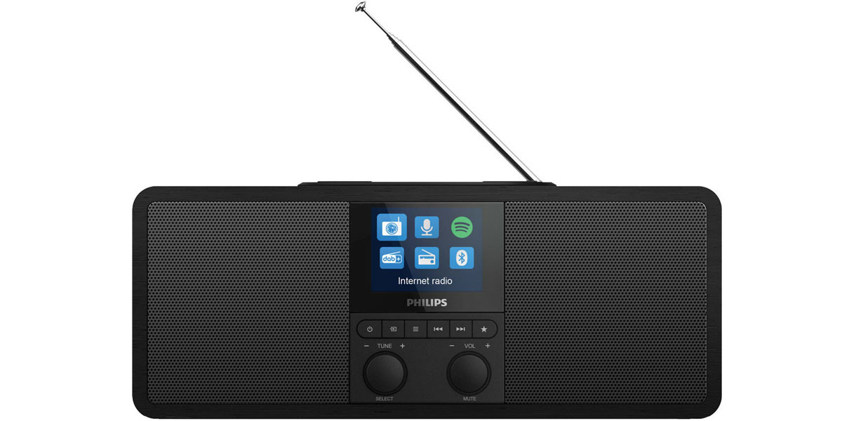 Philips TAR8805 Noir