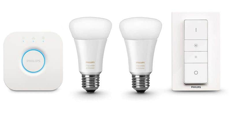 Philips Hue Ambience Set (E27 - 9,5 Watts)