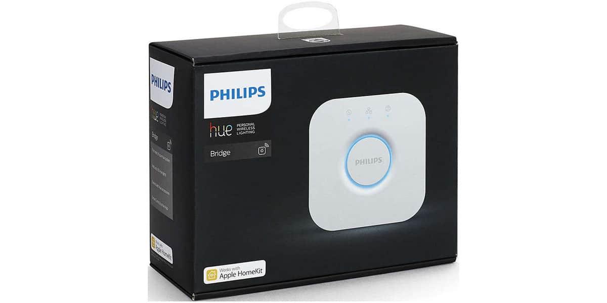 Philips hue bridge objets connect s sur easylounge - Pont philips hue ...