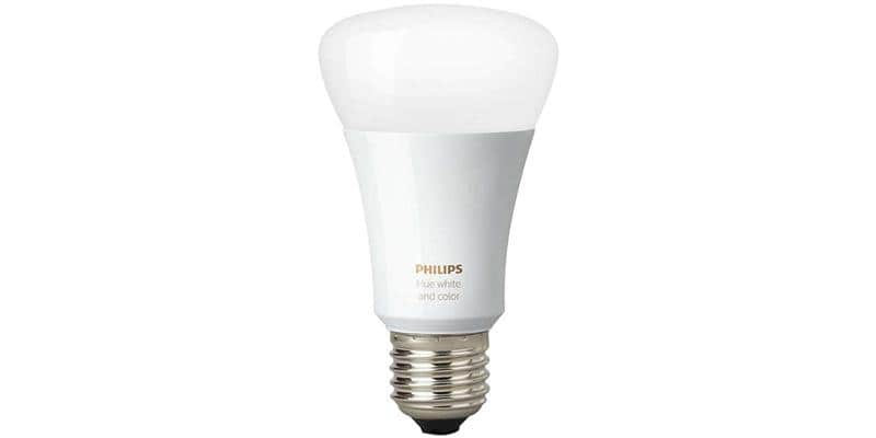 Philips Hue Colors (E27 - 10 Watts)