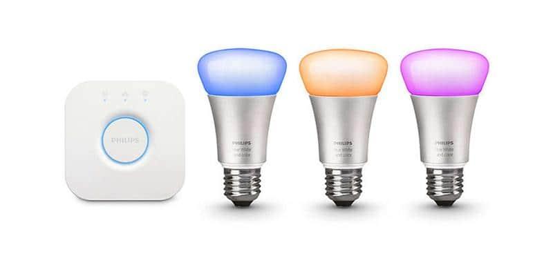 Philips Hue Colors Set (E27 - 10 Watts)