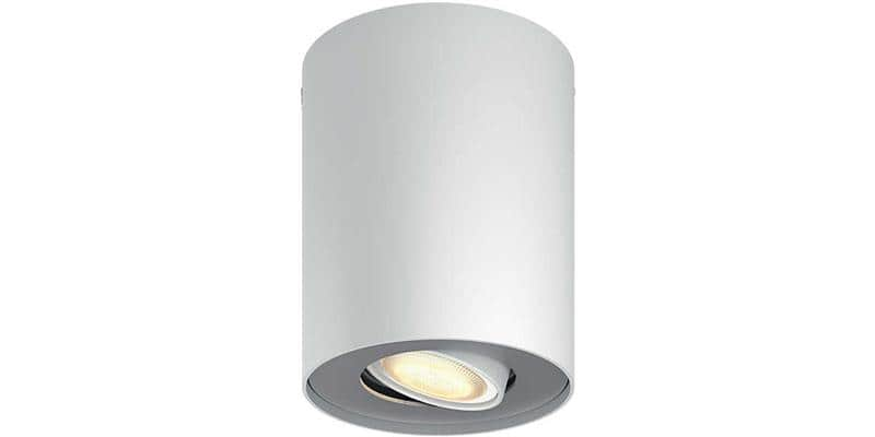 Philips Hue Pillar Blanc (extension)