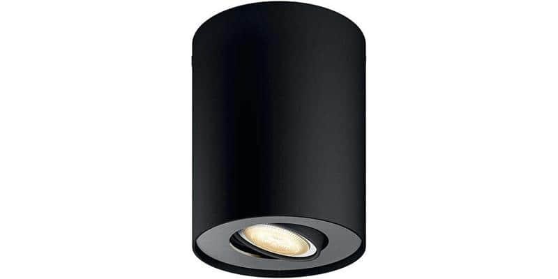 Philips Hue Pillar Noir (extension)
