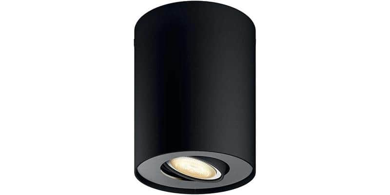 Philips Hue Pillar Noir