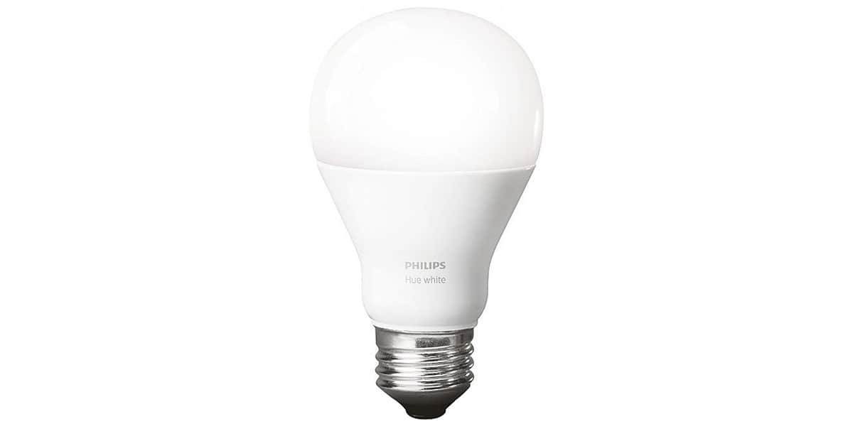 Philips hue white e27 objets connect s sur easylounge - Ampoule connectee philips ...