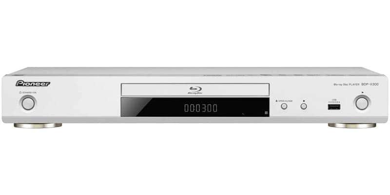 Pioneer BDP-X300 Blanc